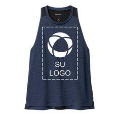 Camiseta sin mangas Endeavor para mujer de Sport-Tek®