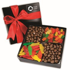 Gourmet Confections Gift Box, 4 Delights