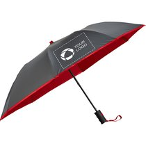 Stromberg® Auto Open Folding Color Splash Umbrella