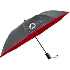 Stromberg® Auto Open Folding Color Splash Umbrella