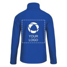 Printer Vert Single Colour Print Men's Softshell Jacket