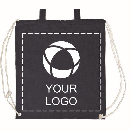 Moira Duo Recycled Cotton Drawstring Bag