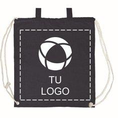 Bolsa de cordones de algodón reciclado Moira Duo
