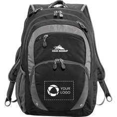 High Sierra® Overtime Fly-By 17inch Computer Backpack