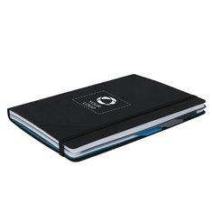 Alpha notesbog inklusive sideadskillere