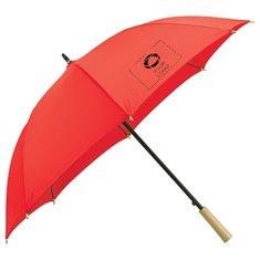 "Stromberg® 48"" Recycled PET Auto Open Fashion Umbrella"