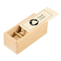 3-Piece Wooden Brainteasers