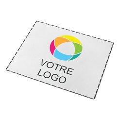 Tapis de souris rectangulaire Brite-Mat® avec imprimé en couleur