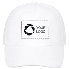 Sol's® Long Beach Cap Single Colour Print