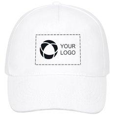 Cappellino con stampa monocolore Long Beach Sol's®