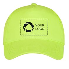 Sol's® Sunny Kids Cap Single Colour Print