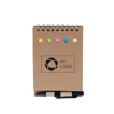 MultiBook notesbog med kuglepen