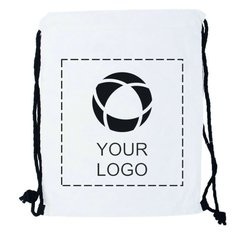 TYVEK® Tyshoop Drawstring Bag