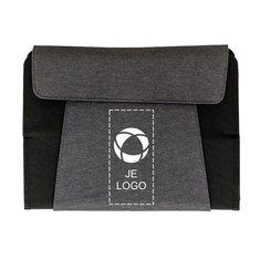 Kyoto documentenmap voor tablet 10 inch met draadloos opladen