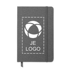 Notitieboekje met stoffen kaft