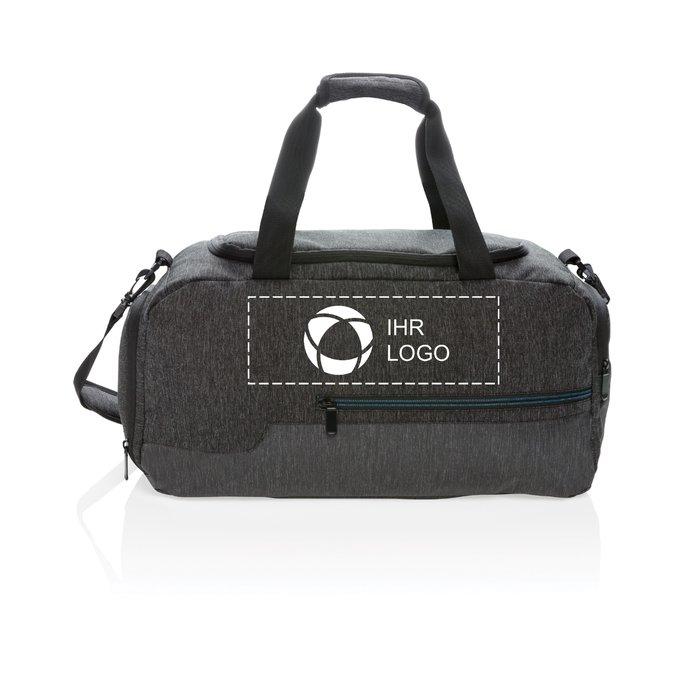 PVC-freie Wochenend-/Sporttasche 900D