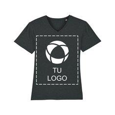 Camiseta de cuello de pico para hombre Stanley Presenter con estampado monocolor