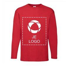 Fruit of the Loom®Valueweight T-shirt met Lange Mouwen