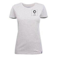 Camiseta para mujer American U de Harvest