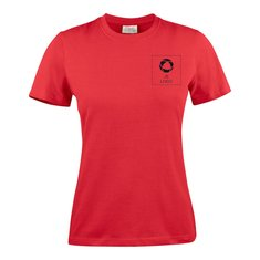 Printer Light t-shirt voor dames