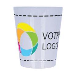 Mug en céramique Sublikonik imprimé en couleur