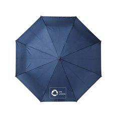 Avenue™ Bo 21-tumsparaply, automatisk öppning/stängning, återvunnen PET-plast