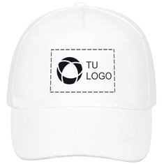 Gorra Long Beach de Sol's® con estampado monocolor