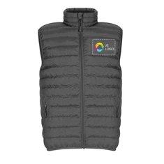 Promotique™ gewatteerd vest met full-colour laagopdruk