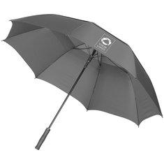 Luxe™ paraply med ventilationshål och automatisk uppfällning