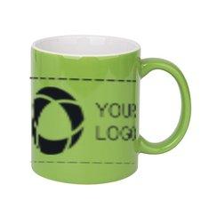 300ml Two Tone Ceramic Coloured Mug
