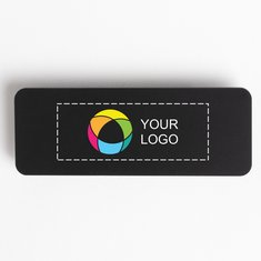 Large Logo Only Name Badge with Magnet, Pack of 10