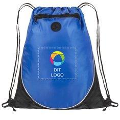Premium rygsæk med snorelukning