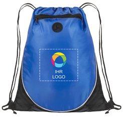 Premium-Rucksack mit Zugband