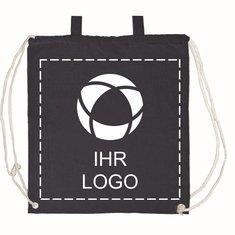 Zugbandtasche Moira Duo aus Recycling-Baumwolle