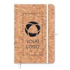 Suber Cork A5 Notebook