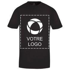 T-shirt manches courtes homme unicolore Nanaimo d'Elevate™