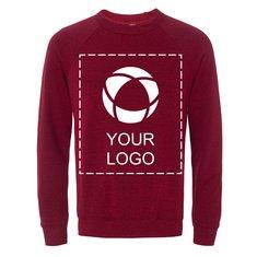 Sweatshirt à encolure ronde en molleton éponge unisexe Bella + Canvas®