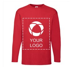 Fruit of the Loom® Valueweight Long Sleeve T-shirt