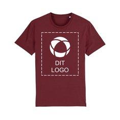 Stanley/Stella Creator ikonisk unisex T-shirt med enkeltfarvetryk