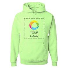JERZEES®NuBlend®Hooded Sweatshirt Full Color Print