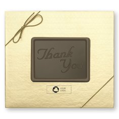 Thank You 12-Piece Chocolate Delights Small Gift Box, Case of 25