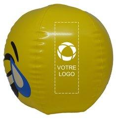 Ballon de plage Laughy