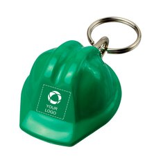 Bullet™ Kolt Hard Hat-shaped Keychain