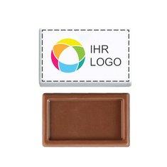 Mini-Schokoladetafel, 3,5g (Packung mit 1.000Stück)
