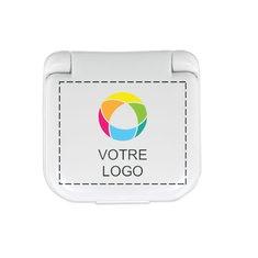 Trousse de couture compacte Sastre imprimée en couleur