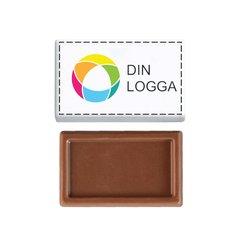 MINI chokladkaka 3,5 g, förpackning med 1000st.