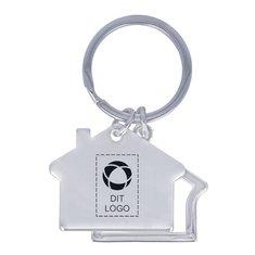 Sniper nøglering med form som et hus