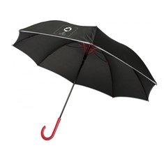 Bullet™ Felice windbestendige reflecterende paraplu die automatisch opent en sluit