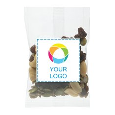 Raisin Nut Mix 1oz. Goody Bag, Case of 250