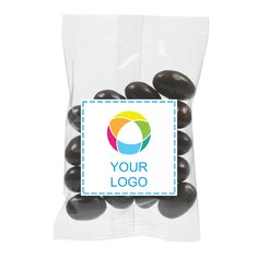Dark Chocolate Almonds Goody Bag, 1oz. - Case of 250